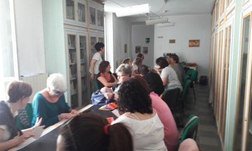 Alla Biblioteca di Novara fantasia ed esplorazione costruendo i libri tattili
