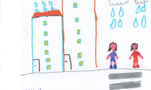 Poesie per bambini: PIOGGIA D'ESTATE