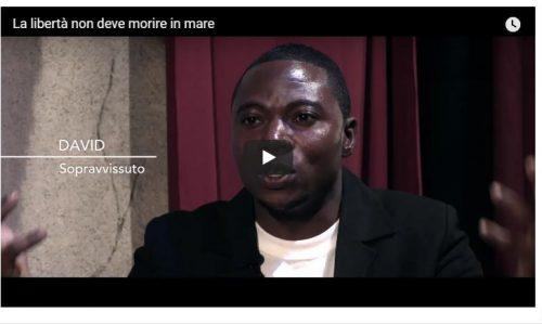"""""""LA LIBERTÀ NON DEVE MORIRE IN MARE"""": il docufilm di Alfredo Lo Piero"""