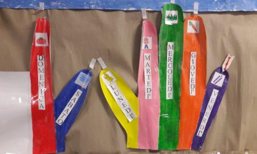 Poesie per bambini: LA SETTIMANA