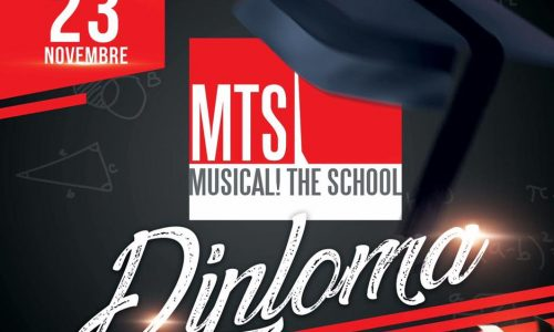 "Il 23 novembre al Night Fashion di Milano ""Mts Musical! The school"""