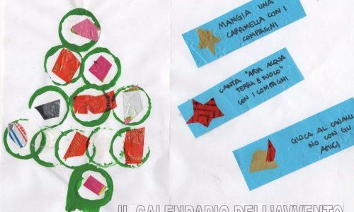 Poesie per bambini: IL CALENDARIO DELL'AVVENTO