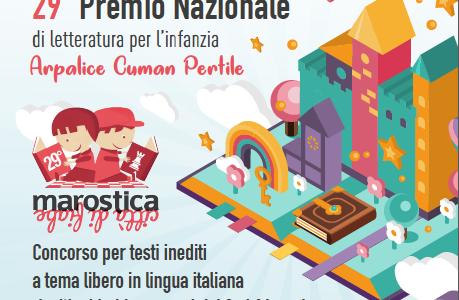 Premio Marostica Città di Fiabe: aperte le iscrizioni alla 29^ edizione