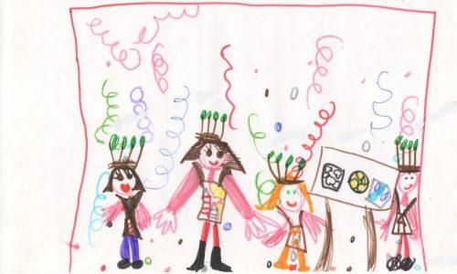 Poesie per bambini: ALLEGRO CARNEVALE!