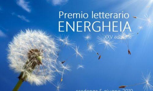 Bandita la venticinquesima edizione del Premio letterario Energheia