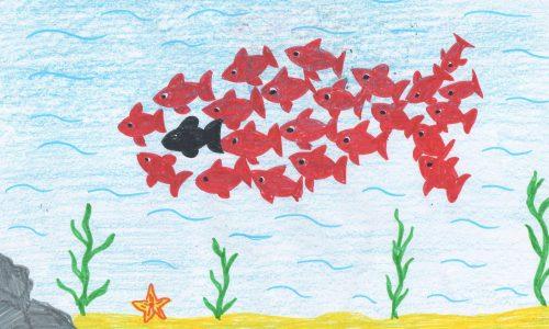 Poesie per bambini: PESCE D'APRILE