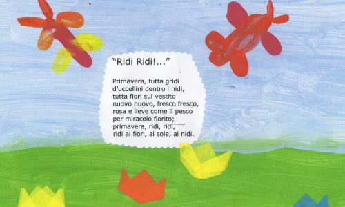 Poesie per bambini: RIDI RIDI!