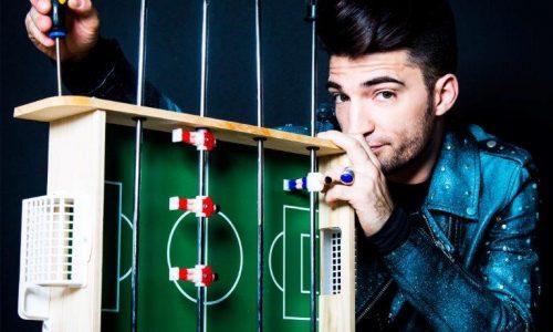 """""""NON SIAMO TUTTI CALCIATORI"""" – il nuovo singolo di MaLaVoglia diventa inno della Nazionale Artisti Indipendenti Associati"""