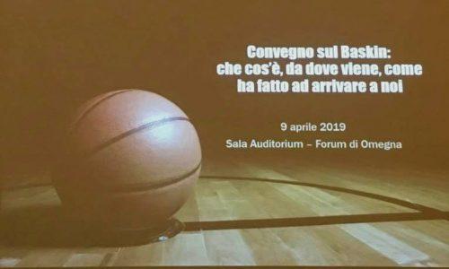 Polisportiva San Giacomo Novara : BASKIN OLTRE OGNI CONFINE