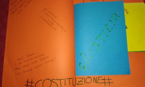 La scuola primaria S. Vincenzo di Novara vince il concorso indetto dalla Fondazione Giovanni Falcone