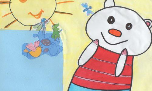 Poesie per bambini: SE IL SOLE SPLENDE