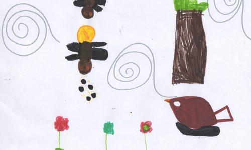 Poesie per bambini: IL VENTICELLO