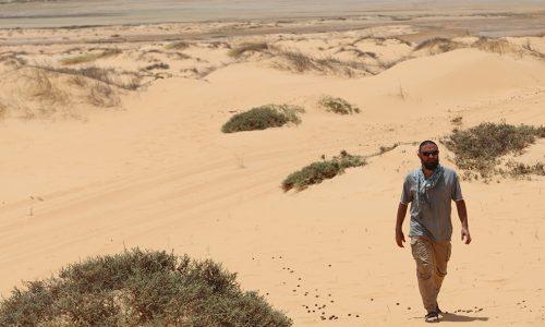 """""""Musée du Désert"""": racconti di viaggio di Fabrizio Rovella, l""""Uomo del Sahara"""""""