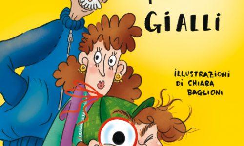 """"""" Dieci Piccoli Gialli"""", un libro da """"brividi"""" per ragazzi"""