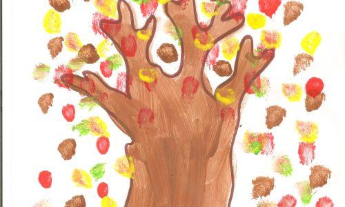 Poesie per bambini: L'AUTUNNO E'