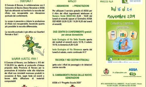 """Il 16 novembre a Novara """"La poesia degli scarti: laboratorio sul riciclo  creativo della carta"""" per insegnanti, educatori e genitori"""