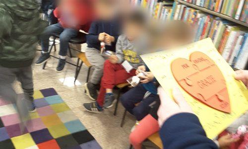 """Un incontro ricco di """"gentilezza"""" per i bambini della scuola dell'infanzia Elve alla libreria Paoline di Novara"""