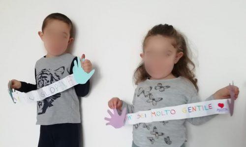 """I bambini della scuola dell'infanzia Elve """"lontani ma vicini"""": ecco i loro #andratuttobene e i lavoretti per la festa del Papà"""