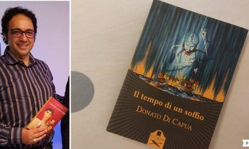 """""""Il tempo di un soffio"""" di Donato Di Capua: la storia di un uomo che rinasce dal mare"""