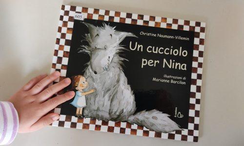 """""""Un cucciolo per Nina"""", una simpatica storia sulla cura e sull'amore verso gli animali"""