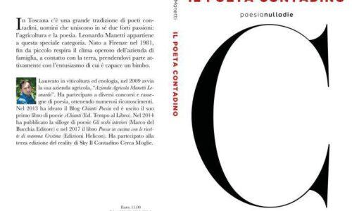 """""""Il poeta contadino"""", il nuovo libro di poesie dello scrittore Leonardo Manetti"""