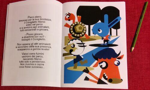 """""""Marco il coniglietto"""", un libro sulla diversità e l'inclusività scritto da una bambina per i bambini"""