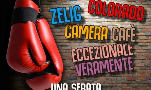 """Il 21 e il 22 maggio a Novara, """"Comedy Ring"""" un evento benefico all'insegna dell'allegria"""
