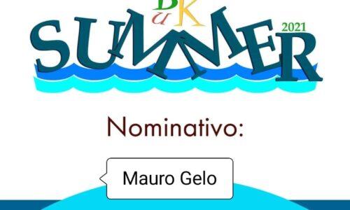 Mauro Gelo, dall'amore per la didattica alla passione per la letteratura per l'infanzia