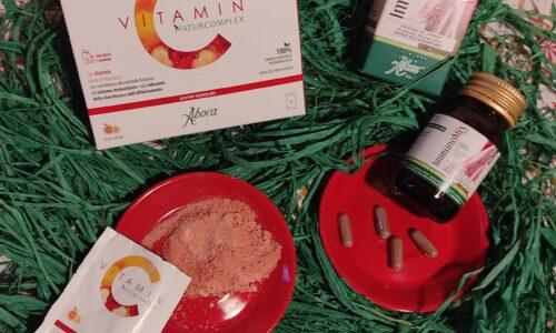 ImmunoMix Plus e Vitamin C Naturcomplex, i prodotti Aboca, per rafforzare efficacemente le difese immunitare
